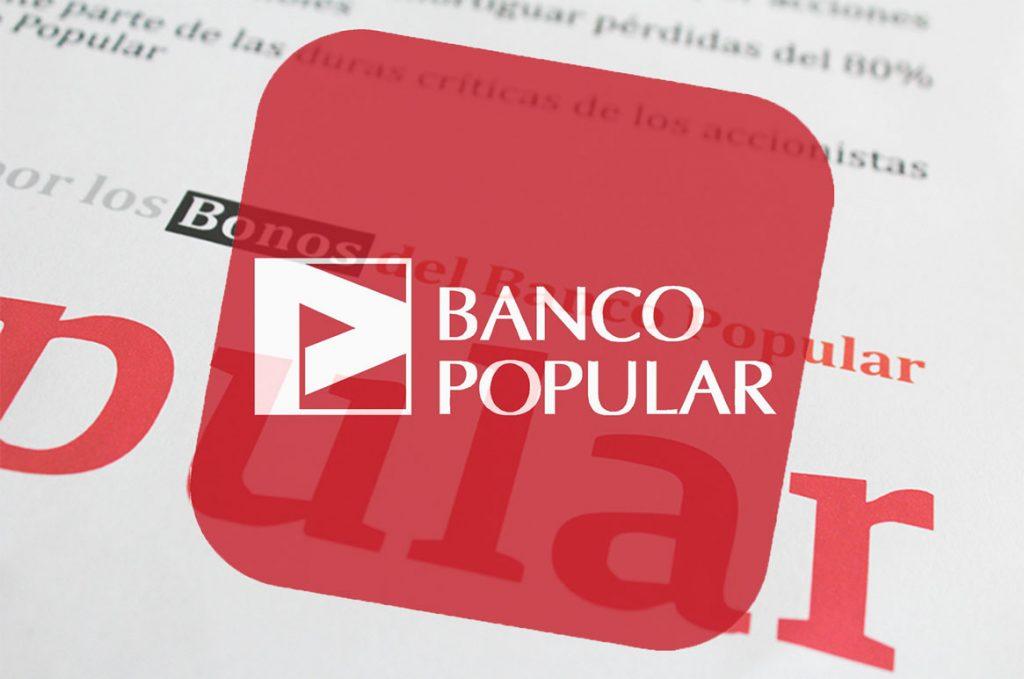 AFECTADOS POR EL BANCO POPULAR